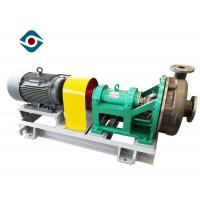 China Bracket Support Structure Industrial Chemical Pumps , Chemical Circulating Pump wholesale