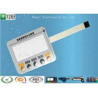 China Professional Poly Dome Embossing Membrane Switch Multi Keys IP54 IP67 Waterproof on sale