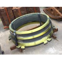 China High Manganese Steel Cone Crusher Wear Parts Sand Casting Process For Mining Industrial wholesale