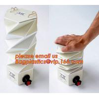 China Customized plastic transparent oil bib bag pouch in box 20 liter,China Factory Direct Supply BIB Empty Bag In Box BAGEAS wholesale