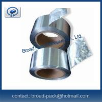 China Self Wound Aluminium Foil Tape Rubber-Resin on sale