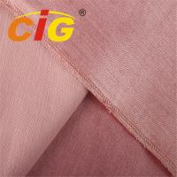 Buy cheap Weight 340gsm Width 145cm Soft Touching Velvet Fabric for Sofa from wholesalers