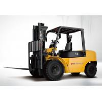 China Internal Combustion Counterbalance Forklift Truck 8 ton Diesel Engine Power wholesale