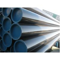 Quality HR Zinc Coated Galvanized Steel Pipe SCH 80 / SCH 160 With Oiled Or Black Painted for sale
