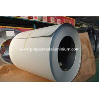 China 30-2500 mm Width Alloy AA1050 Pre Painted Aluminium With Impact Resistance wholesale