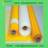 Quality 80T-50W-183WIDT nylon screen printing mesh for sale