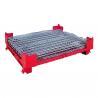 China Euro Type Auto Parts Storage Foldable Collapsible Mesh Pallet Box wholesale