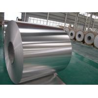 China Welded Structures Aluminium Foil Roll , Steering Plates Household Aluminum Foil on sale