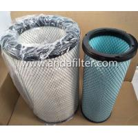 China High Quality Air Filter For ISUZU 1-14215203-0+1-14215217-0 wholesale