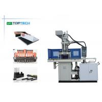 China High Control Precision Vertical Rubber Injection Molding Machine With Insert CE Standard wholesale