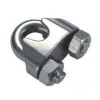 China Stainless Steel Wire Rope Clip wholesale