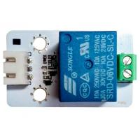 China 10A 250VAC 30VDC Digital Signal Arduino Sensor Module High Power Low Voltage Trigger Relay Normal Open wholesale