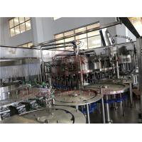 China Rotary Type Carbonated Drink Filling Machine wholesale