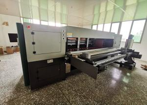 China 230㎡/h 18KW 360*600dpi Flexo Printing Slotting Machine wholesale