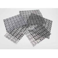 China Anti Static Composite Conductive Grid Bag Mesh Shiny With Bubbles Inside wholesale