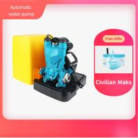 China Energy Saving Automatic Water Pump 0.125KW 0.15HP ZZHM-125A With Free Face Masks wholesale