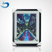 China High Definition 3D Lenticular Pictures For Home Decoration / 5D Lenticular 3D Poster wholesale
