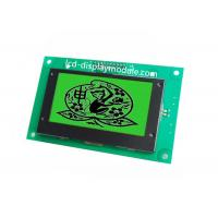China Yellow Green LCD Display Screen COB Resolution 128 * 64 For Shutter FPC Connector wholesale