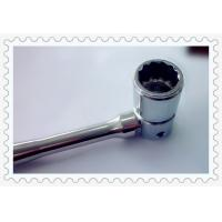 China Flexible socket wrench with stainless steel handle wholesale
