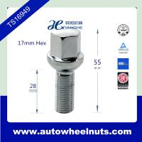 China 55mm total length wheel M14 * 1.5 lug bolts , Part # 18310 series wholesale