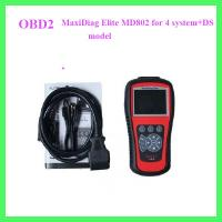 China MaxiDiag Elite MD802 for 4 system+DS model wholesale