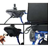 Buy cheap High Quality aluminum lightweight electric wheelchair for disabled D09 from wholesalers