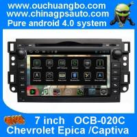 China Ouchuangbo Android 4.0 Auto DVD Player for Chevrolet Epica /Captiva 3G Wifi EQ Video Stereo S150 Platform OCB-020C on sale