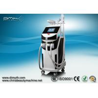 China Q Switch ND YAG Laser Tattoo Removal Machine With IPL For Hair Removal wholesale