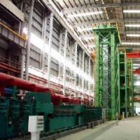 China Medium and Wide Steel Strip Color Coating Line, Widely Used in Construction wholesale