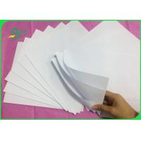 "China 100% Wood Pulp 70 Gsm & 80gsm Offset Printing Paper Jumbo Roll 31 * 43"" wholesale"