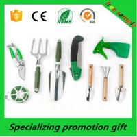 China Plastic / Steel 9pcs Handle Garden Tool Sets With Fork / Pruning Tools wholesale
