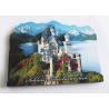 China Custom Photo Print Fridge Magnet , 3D MDF Personalised Photo Fridge Magnets wholesale