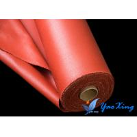 China Fire Doors PU Coated Fabric Double Sides  0.2mm-1.6mm Thickness wholesale