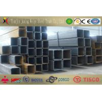 China ASTM A570 ASTM A500 Square Steel Tubes Galvanized Thickness 0.6mm - 20mm on sale