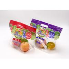 China Customized Logo Printing Fresh Fruit Ziplock Plastic Pouch Eight Sides Seal wholesale