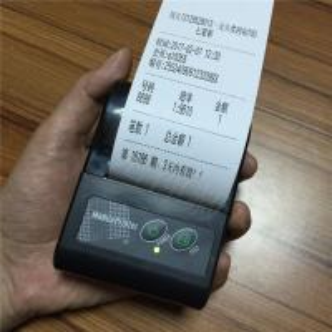 China Mini Portable 58mm Bluetooth Thermal Printer Wireless Receipt USB Bluetooth Printer For Windows Android IOS POS Printer wholesale