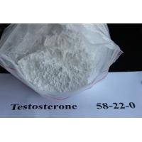 Safely Injectable Testex Testosterone Raw Steroid Powders Omnadren / Primoteston for Muscle Building CAS 58-22-0