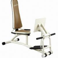 China Leg Press, Helps Muscle Strength Training, Health Care and Shape Keep, Ideal for Elders/Ladies wholesale