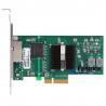 Femrice 10/100/1000Mbps Dual Port RJ45 Copper Cable Connector Ethernet Server Adapter Intel PCIex4 Server Network Cards Manufactures