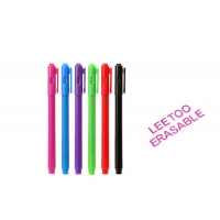 China Invisible Ball Barrel Click Eraser Includ Frixion Color Markers wholesale