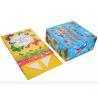 China Glossy Lamination Magnetic Gift Box / Foldable Paper Box Light Weight wholesale