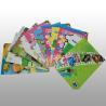 China Boardbook Binding Art Paper Coloring Book Printing , Full Clour Offset Printing wholesale