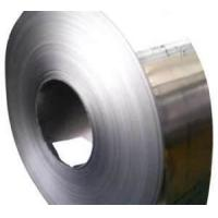 China EN10130 DC01 SAE 1006 0.3MM thickness ID 400mm Slit edge Cold Rolled stainless Steel Strips wholesale