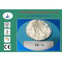China Anabolic YK11 Sarms Peptides Raw Hormone Powders For Fat Loss / Muscle Gain 1370003-76-1 wholesale