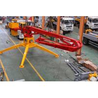 Mini 13m Full Hydraulic Spider Concrete Placing Boom Arms on Sale
