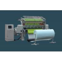 Buy cheap 800rpm/h Digital Control Industrial Quilting Machine Three Needle Bar 380v 3.5kw Power from wholesalers
