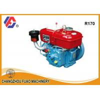 Single Cylinder Engine Micro Diesel Engine 4HP R170 for hand tractors / power tillers Manufactures