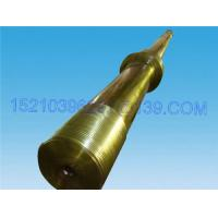China Brass Forged Steel Shafts , CNC Machinings Precision long shaft wholesale