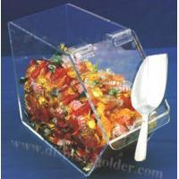 China Clear Acrylic Food Containers Candy Case Dispenser wholesale