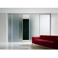 China Frosted Translucent Clear Plexiglass Acrylic Sheet Cut To Size For Sliding Door on sale